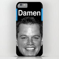 Damen Slim Case iPhone 6 Plus