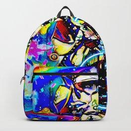 Worship remix Backpack