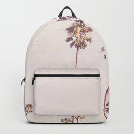 Sunny Cali Palm Trees Backpack