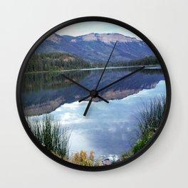 Haviland Lake, elevation 8,700 feet Wall Clock