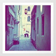 Venice #3 Art Print
