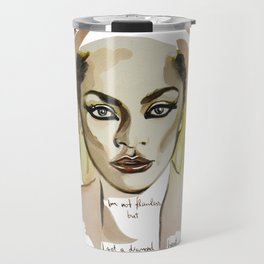 LadyGaga Travel Mug