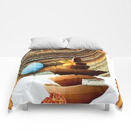 Sand Bowls Comforters