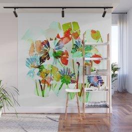 spring bouquet Wall Mural