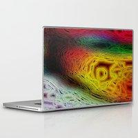 sofa Laptop & iPad Skins featuring Sahel Kazemi's Sofa II by RingWaveArt