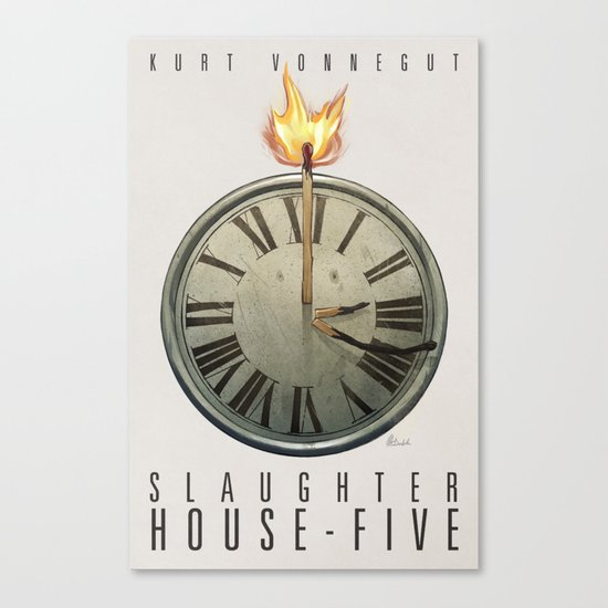 Slaughterhouse-Five Canvas Print