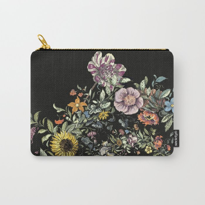 Circle of Life Dark Carry-All Pouch