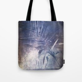 STILL LIFE WITH A PALM BRANCH. Film photography. Tote Bag