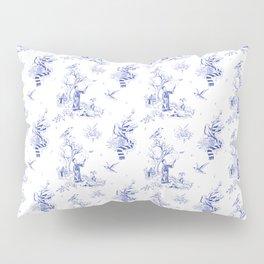 Ravenclaw Toile Pillow Sham