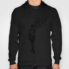 The Butterfly Transformation Hoody