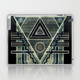 Tesla Portal Dark Laptop & iPad Skin