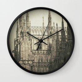 Duomo of Mlan Wall Clock