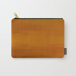 Warm Butterscotch Pecan Pie Carry-All Pouch
