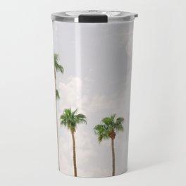 Palm Springs Palm Trees Travel Mug