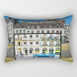 Ola Cuba Lille Rectangular Pillow