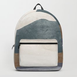 Abstract Watercolor XVI Backpack