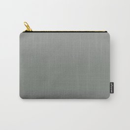 Silver - Tinta Unica Carry-All Pouch