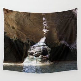 Strange Places (Zion National Park, Utah) Wall Tapestry