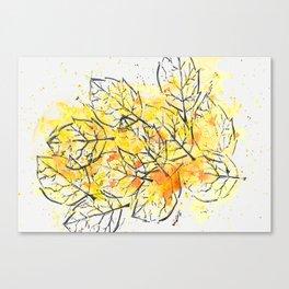 fall 1 Canvas Print