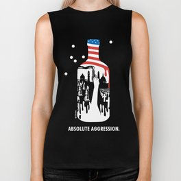 Absolute Aggression Biker Tank