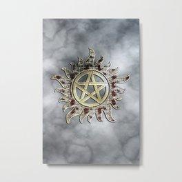 Smokey supernatural Metal Print