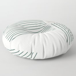Lines & Circle 03 Floor Pillow
