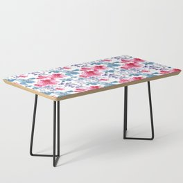 Bee Dreams Pattern Coffee Table