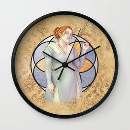 Trisana Chandler Wall Clock