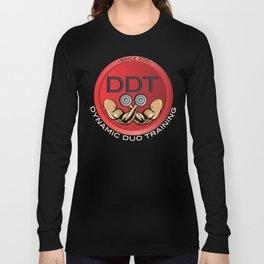 DDT Men's and Women's Hoodies Long Sleeve T-shirt