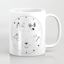 RITUAL PENTACLE Coffee Mug