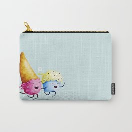 ice-cream in love Carry-All Pouch