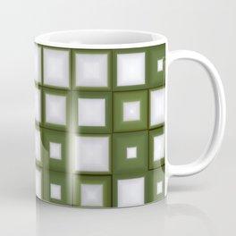 Modern Glass Tiles Coffee Mug