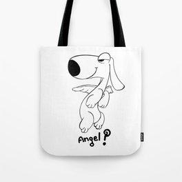 angel..? Tote Bag