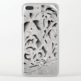 Forest Hill 6 Clear iPhone Case