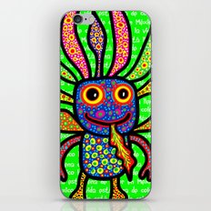 Mexicanitos al grito - Alexbrijin iPhone & iPod Skin