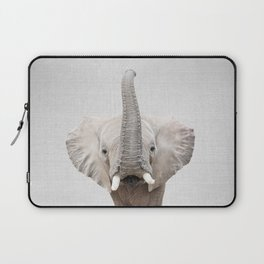 Elephant 2 - Colorful Laptop Sleeve