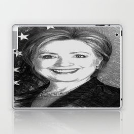 Hillary Clinton Laptop & iPad Skin