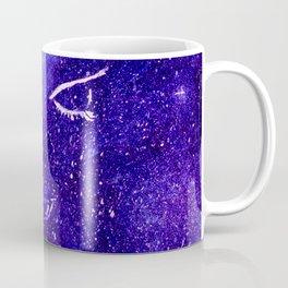 Space lips Coffee Mug