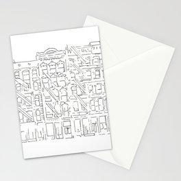 Tribeca, Manhattan Stationery Cards