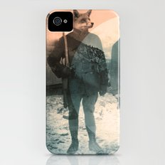 Fox Hunt Slim Case iPhone (4, 4s)
