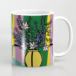 in a false mirror Coffee Mug
