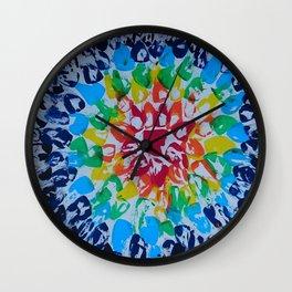 D'art of Centre Wall Clock