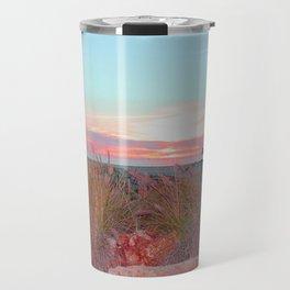 Dusty Rose Travel Mug