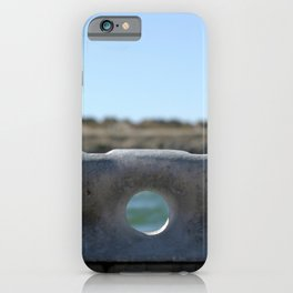 Dock Cleats iPhone Case
