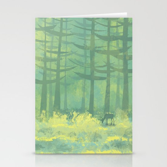 The Clearing Stationery Cards
