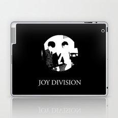 JOY DIVISION - Music | Goth | Indie | Wave | Retro | Vintage | Vector | Black and White | Vinyl  Laptop & iPad Skin