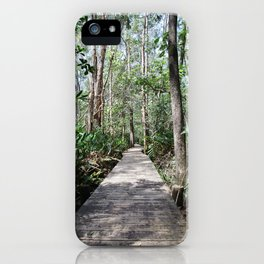 Boardwalk iPhone Case