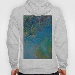 Claude Monet Wisteria Hoody