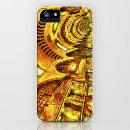 Spice Bazaar Van gogh iPhone Case