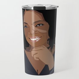 Oprah Travel Mug